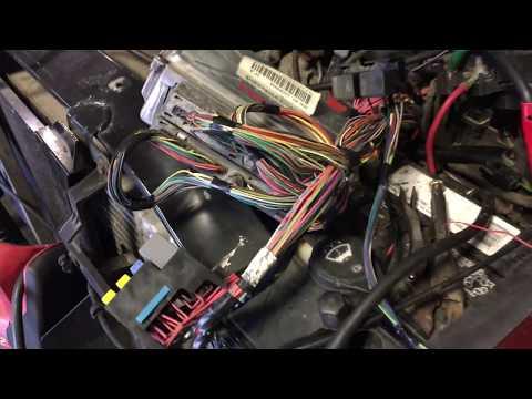[SCHEMATICS_49CH]  02 Chevy 6.6 Duramax LB7 Stand Alone Engine & Transmission Control - YouTube   Lb7 Tcm Wiring Diagram      YouTube
