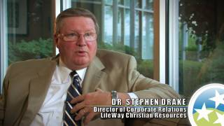 Dr. Stephen Drake - Lifeway Christian Resources Speaks About the Tennessee Christian Chamber.