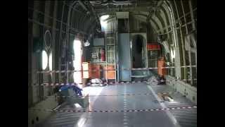 Короткая экскурсия по вертолету Ми-26. 2007 г.