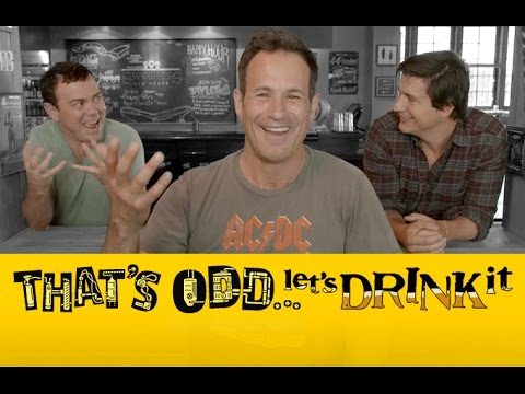 Ken Marino and Joe Lo Truglio Get Crushed by the Hoppiest Beer Ever Made | That's Odd... (Ep. 5)