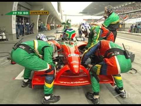A1GP   2006 2007   Round 10   Race 2
