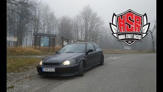 Honda civic b16 ( ek4 ) street race