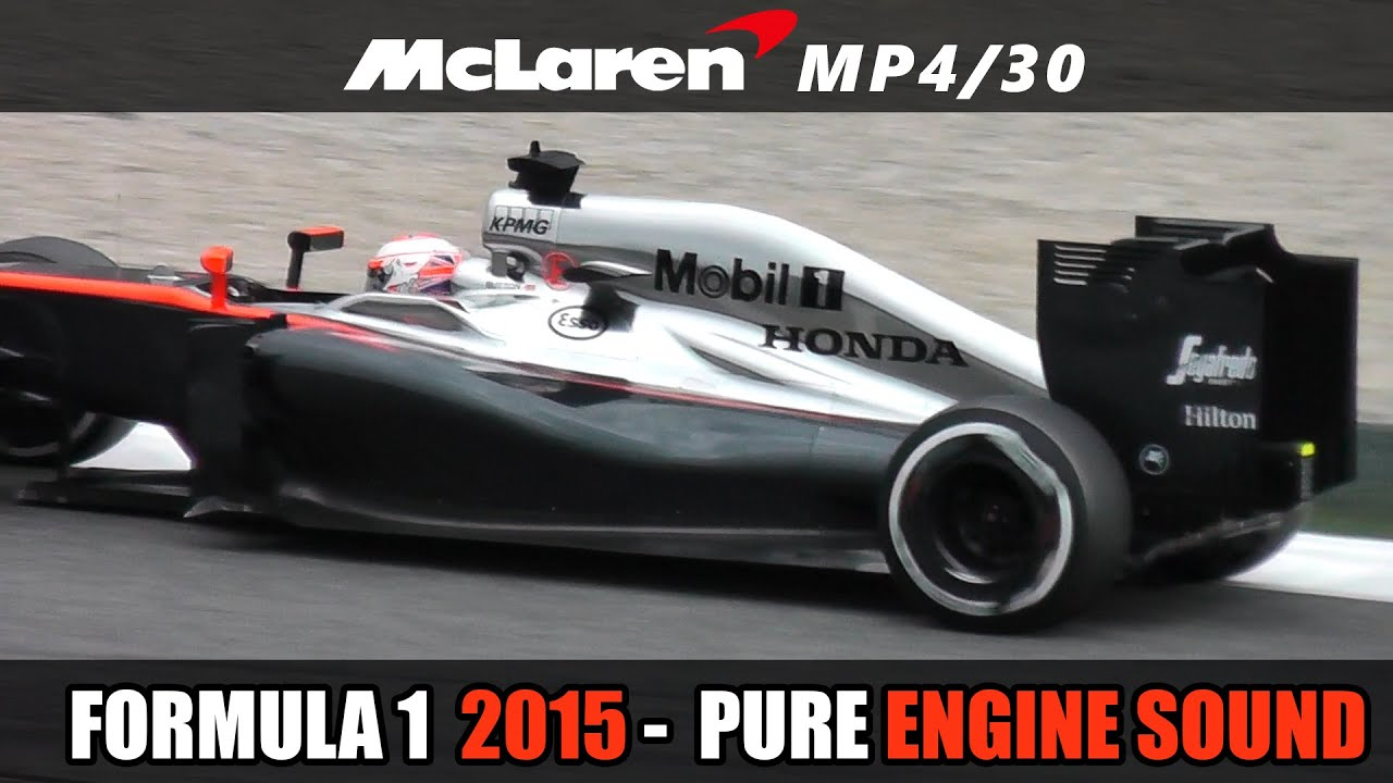 formula 1 f1 2015 mclaren honda sound mp4 30 youtube. Black Bedroom Furniture Sets. Home Design Ideas