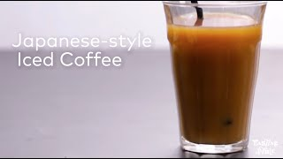 Japanese-style Iced Coffee | Drinking | Tasting Table