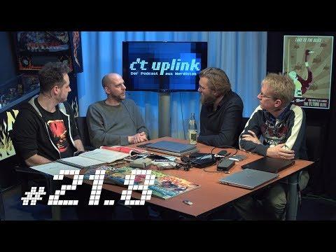 c't uplink 21.8: Notebooks mit USB-C, Autonome Autos, Ready Player One
