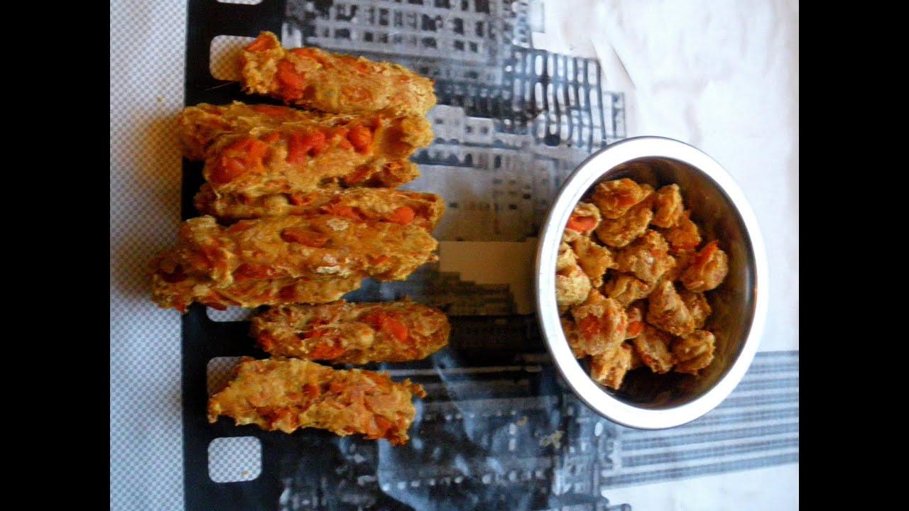 Repas pour chien maison ventana blog - Croquette pour chien fait maison ...