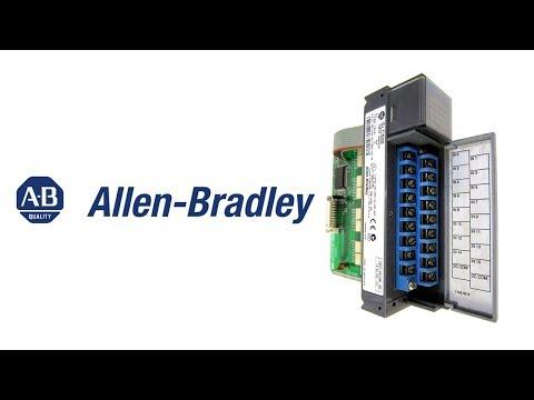 Модуль ввода-вывода Allen Bradley 1746-IB16 / Allen-Bradley / Элта ЛТД