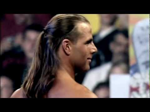Shawn Michaels Tribute - I Don't Want to Miss a Thing