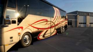 NEW 2015 Prevost H3 45 Olympia Coach Double Slide Featured on the Travel Channel's Extreme RV's!