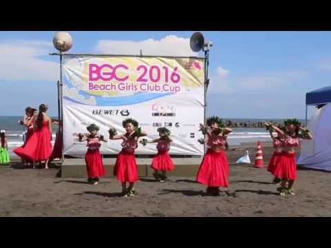 【空撮動画】The Movie Beach Girl CLUB Cup 2016 in Chiba