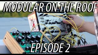 Modular on the Roof 2 - Dreadbox Erebus and Intellijel Atlantis sequenced with Korg SQ1