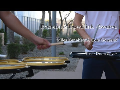 Excision & Downlink - Swerve (Miles Kenobbie & Cole Governo Tenor Cover) *10,000 Subscriber Special*