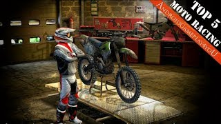 Top 5 moto racing games for android