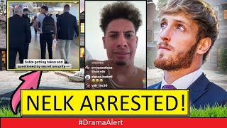 NELK ARRESTED by SECRET SERVICE! #DramaAlert - Logan Paul House BREAK IN! - Mini Ladd - FaZe Ewok &
