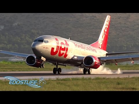 Split Airport SPU/LDSP - Half Hour of Plane Spotting - Episo