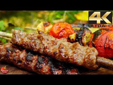Best Shish Kebab! - 4K Cooking You Won't Believe!