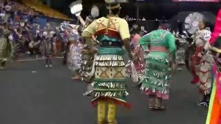 Women's Jingle Dress Special Song 2 at Sioux Empire February 2016