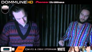 Edward & Oskar Offermann Live @ Dommune (Part 3)