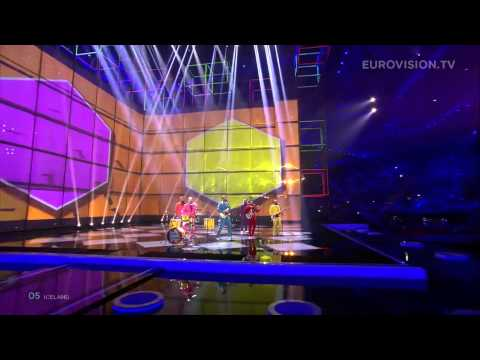 Pollapönk - No Prejudice (Iceland) LIVE 2014 Eurovision Song Contest First Semi-Final