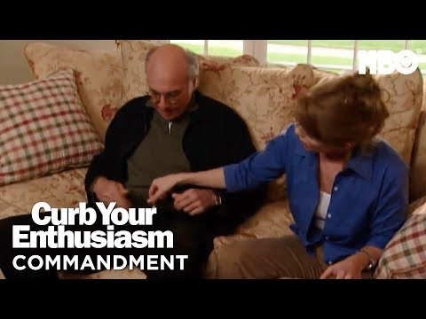 Curb Commandment: Pant Rise | Curb Your Enthusiasm (2017) | HBO
