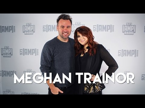 """Meghan Trainor """"Storms"""" Out of Booker's Interview, Talks """"No,"""" Her Album Being Done & More"""