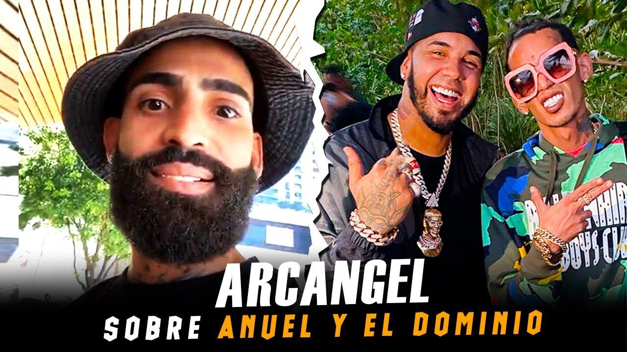 Arcangel habla sobre el arreglo de Anuel AA  y Ele A el Dominio