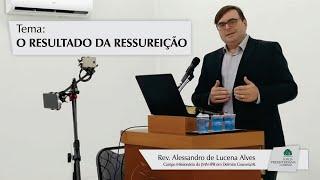 TRANSMISSÃO DA MENSAGEM - 19:30 | IPB em Delmiro Gouveia | 12/04/2020