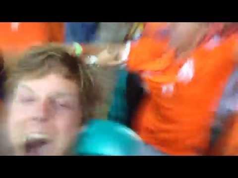 WK 2014 | Nederland - Costa Rica | Tim Krul houdt laatste penalty tegen