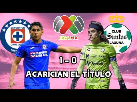 Santos vs Cruz Azul, la final del futbol mexicano; resultado del ...
