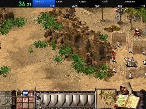 Stronghold Crusader Saladin's Conquest in 11:20