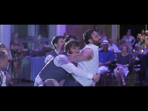 EPIC Groomsmen Dance 2018