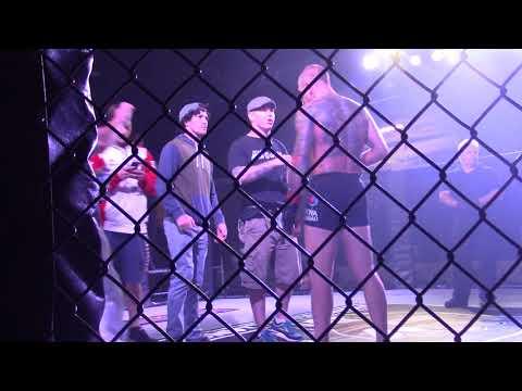 Fighting Alliance 7: Brad Sullivan Vs. Marc Hebert