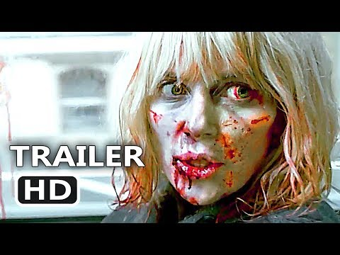 АTΟMІC BLΟNDЕ Official Final Trailer (2017) Sofia Boutella, Charlіze Theron Action Movie HD