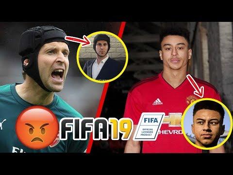 5 Cracks que se quejaron de FIFA 19 por sus personajes