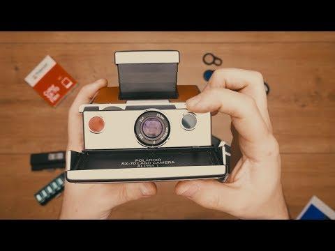 Polaroid SX-70 How To - Camera Guide