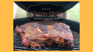 Vision Grills Classic B Series Kamado Grill
