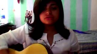 One Time by Justin Bieber - Cover
