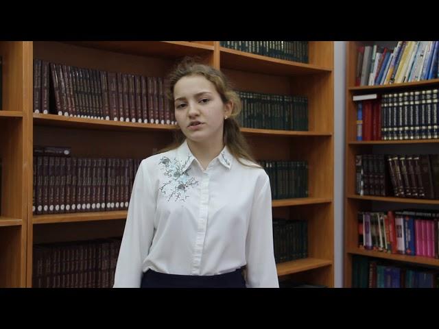 Изображение предпросмотра прочтения – ИринаЧеремных читает произведение «В углу дивана» А.А.Блока