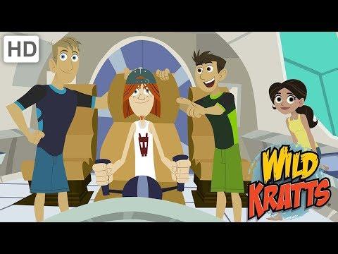 Wilk Kratts  - Honouring The Wild Kratts Team | Videos For Kids