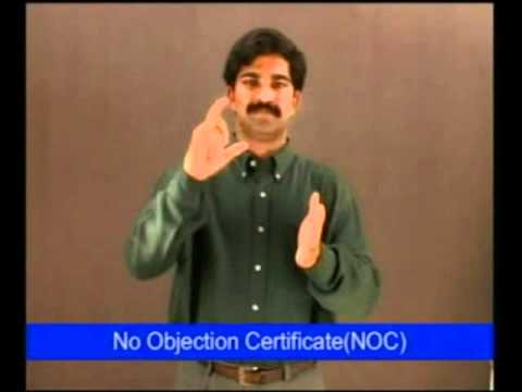 No Objection Certificate (Noc)