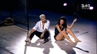 Liudmyla Barbir and Dmitriy Zhuk - Contemporary - Dancing with the stars. Season 6