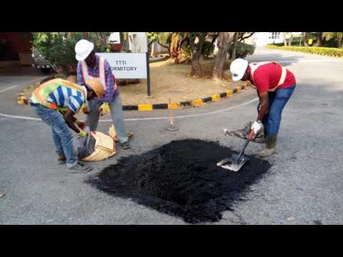 Toyota Kirloskar- Pothole Management