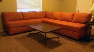 Диван своими руками(Как самому сделать диван. Три варианта самодельного дивана своими руками., 2014-11-11T19:13:58.000Z)