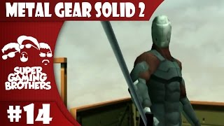 SGB Play: Metal Gear Solid 2 - Part 14 | Our Missing Gray Fox?!