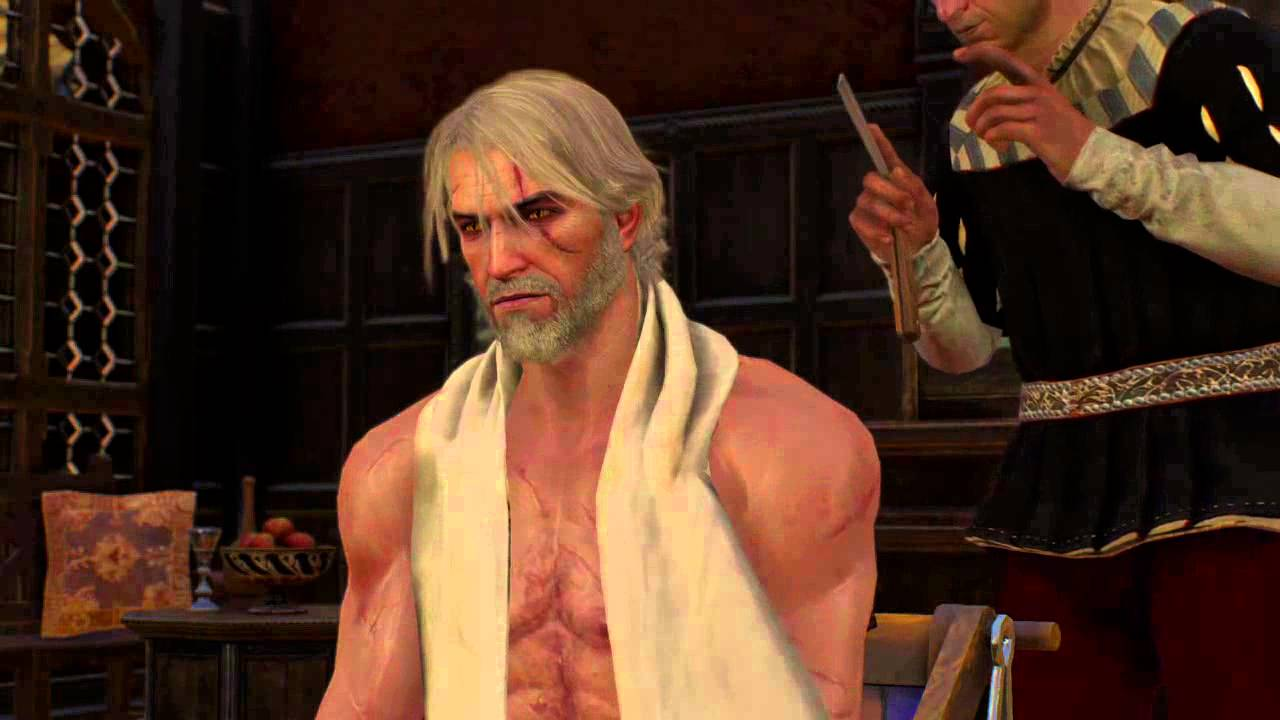 Witcher 3 Hair Styles: Witcher 3: Hair And Beard DLC