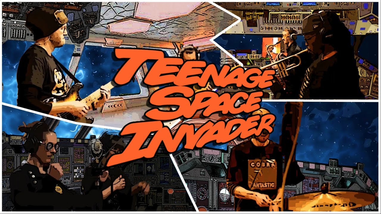 Cobra Fantastic - Teenage Space Invader
