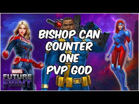 Bishop CAN'T Beat Jean Grey... But There is STILL HOPE! - Marvel Future Fight