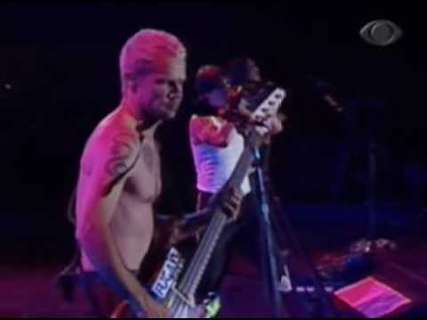 Red Hot Chili Peppers - Scar Tissue (são paulo)