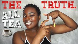 What They DON'T Tell You About Dating In College (The Tea, Tips, Tricks & More TEA) ft. ToriJaiiXO