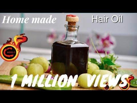 Homemade Hair Oil for Strong  Hair || Aloe vera-Amla Hair Oil||മുടിയഴകിനു പിന്നിലെ സത്യങ്ങൾ ||Ep:310